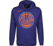 New York Knicks Club Fleece Logo Hoodie