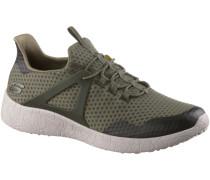 BURST SHINZ Sneaker Herren, Olive Mesh/Trim