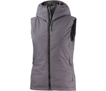 Terrex Outdoorweste Damen, grau