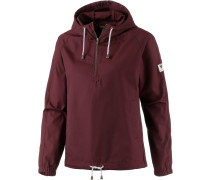 Treaty Hooded Jacke Damen, rot