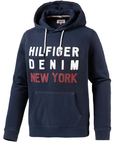 tommy hilfiger herren hoodie herren blau reduziert. Black Bedroom Furniture Sets. Home Design Ideas