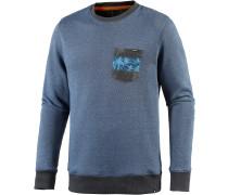 Cruiser Sweatshirt Herren, blau