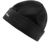 Double Up Beanie, schwarz