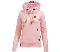 Reorder VI Sweatshirt Damen, rosa melange
