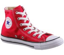 Chuck Taylor Allstar High Sneaker Kinder, rot