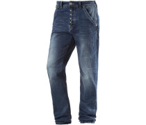 Dwayne Anti Fit Jeans Herren, dark used denim