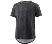 HeatGear Sportstyle T-Shirt Herren, grau
