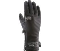 Stormtracker Sensor Fingerhandschuhe Damen, schwarz