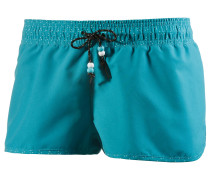 Shorts Damen, türkis