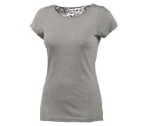 Shirt T-Shirt Damen, grau
