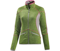 Laurien Strickfleece Damen, grün