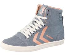 Slimmer Stadil High Sneaker Damen, grau/rosa