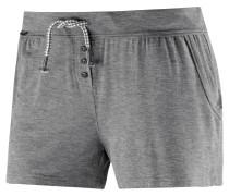Shorts Damen, grau