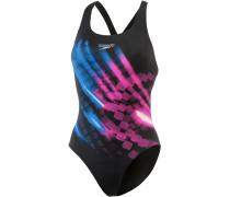 Ignitor Placement Powerback Schwimmanzug Damen, mehrfarbig