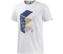 NYC T-Shirt Herren, weiß