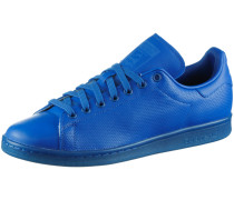 Stan Smith Sneaker, blau