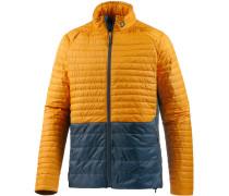 INSULOFT LIGHT Skijacke Herren, harvest yellow/nightfall blue