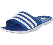 Adipure Slide Sandalen, blau