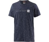 NSE T-Shirt Herren, blau