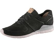 TYE Sneaker Damen, schwarz