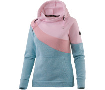 Summer Cheriemoya Hoodie Damen, türkis/rosa/pink