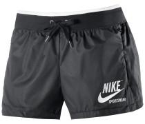 NSW ARCHIVE Shorts Damen, BLACK/BLACK/SAIL