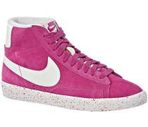 Blazer Mid Sneaker Damen, rosa