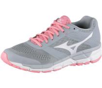 Synchro MX Laufschuhe Damen, grau/rosa