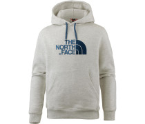 Drew Peak Hoodie Herren, tnf oatmeal heather