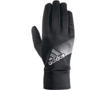 Fingerhandschuhe, schwarz
