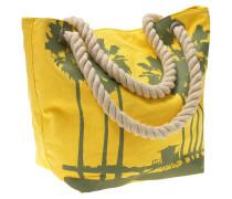Sweet absence Strandtasche Damen, gelb