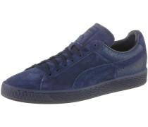 Suede Classic Sneaker, blau