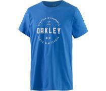 T-Shirt Herren, blau