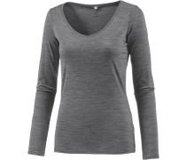 Siren Unterhemd Damen, grau/melange