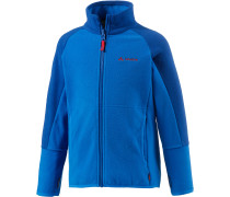 Fleecejacke Kinder, blau