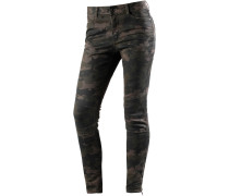 Slim Fit Jeans Damen, white1