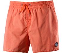 Kidd Badeshorts Herren, orange