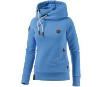 Darth VIII Sweatshirt Damen, blau