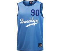 Brooklyn Nets Tanktop Herren, blau
