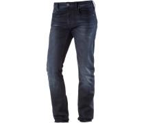 3301 Slim Fit Jeans Herren, schwarz