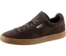 Suede Classic CITI Sneaker Herren, schwarz