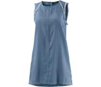 Jeanskleid Damen, blau