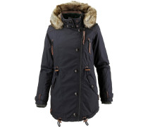 Parka Damen, dark blue