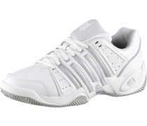 Accomplish II Leather Tennisschuhe Damen, mehrfarbig