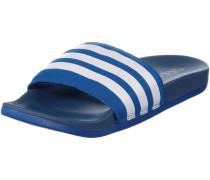 Adilette Supercloud Sandalen, blau