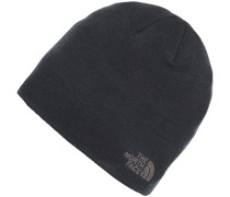 RVSBL TNF BANNER Beanie, FALCON BROWN/ASPHALT GREY