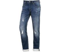Cornell Sweat Jeans Herren, blau
