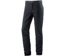 Eddy Slim Fit Jeans Herren, blau