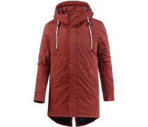 Parka Herren, indian red