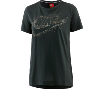 Essential T-Shirt Damen, outdoor green